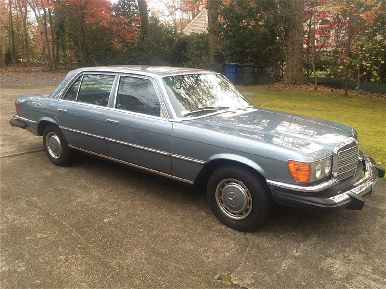 Large Picture of 1977 Mercedes-Benz 450SEL Offered by a Private Seller - IO8L