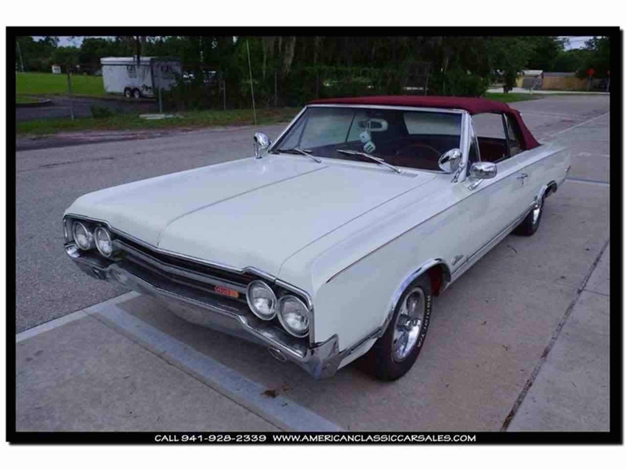 Large Picture of '65 Cutlass - IOAO