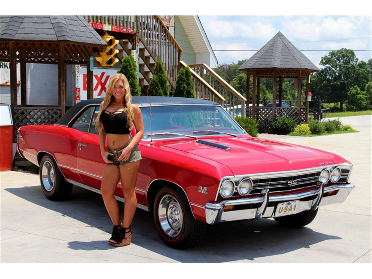 Large Picture of '67 Chevelle SS - INEN