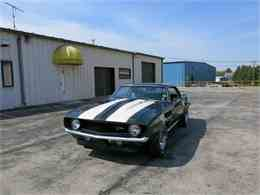 Picture of Classic '69 Chevrolet Camaro Z28 located in Wisconsin - $55,000.00 Offered by Diversion Motors - IOIM