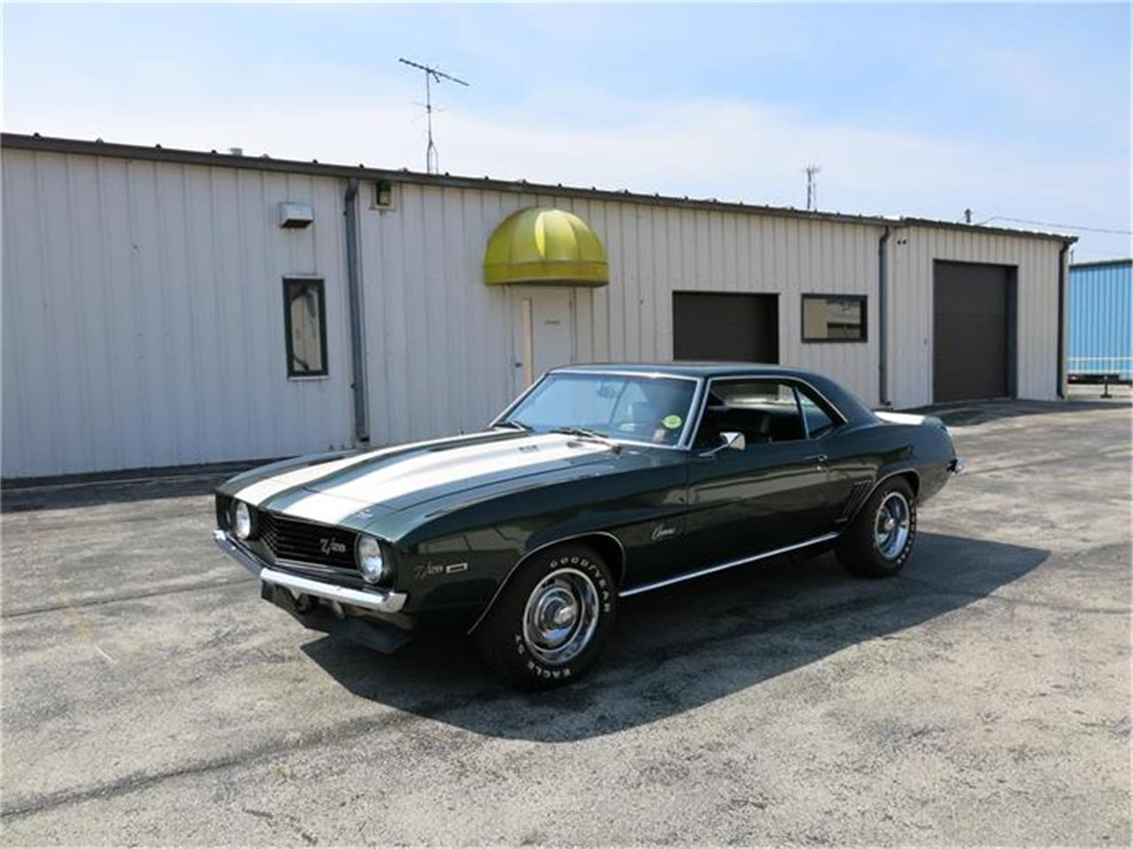 1969 Chevrolet Camaro Z28 For Sale Classiccars Com Cc