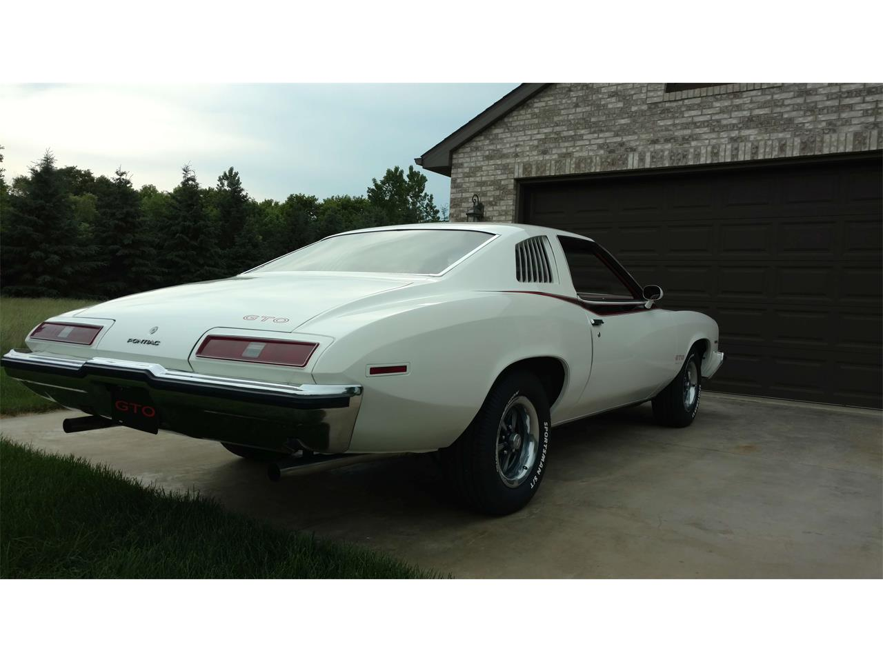 Large Picture of '73 GTO - IOIV
