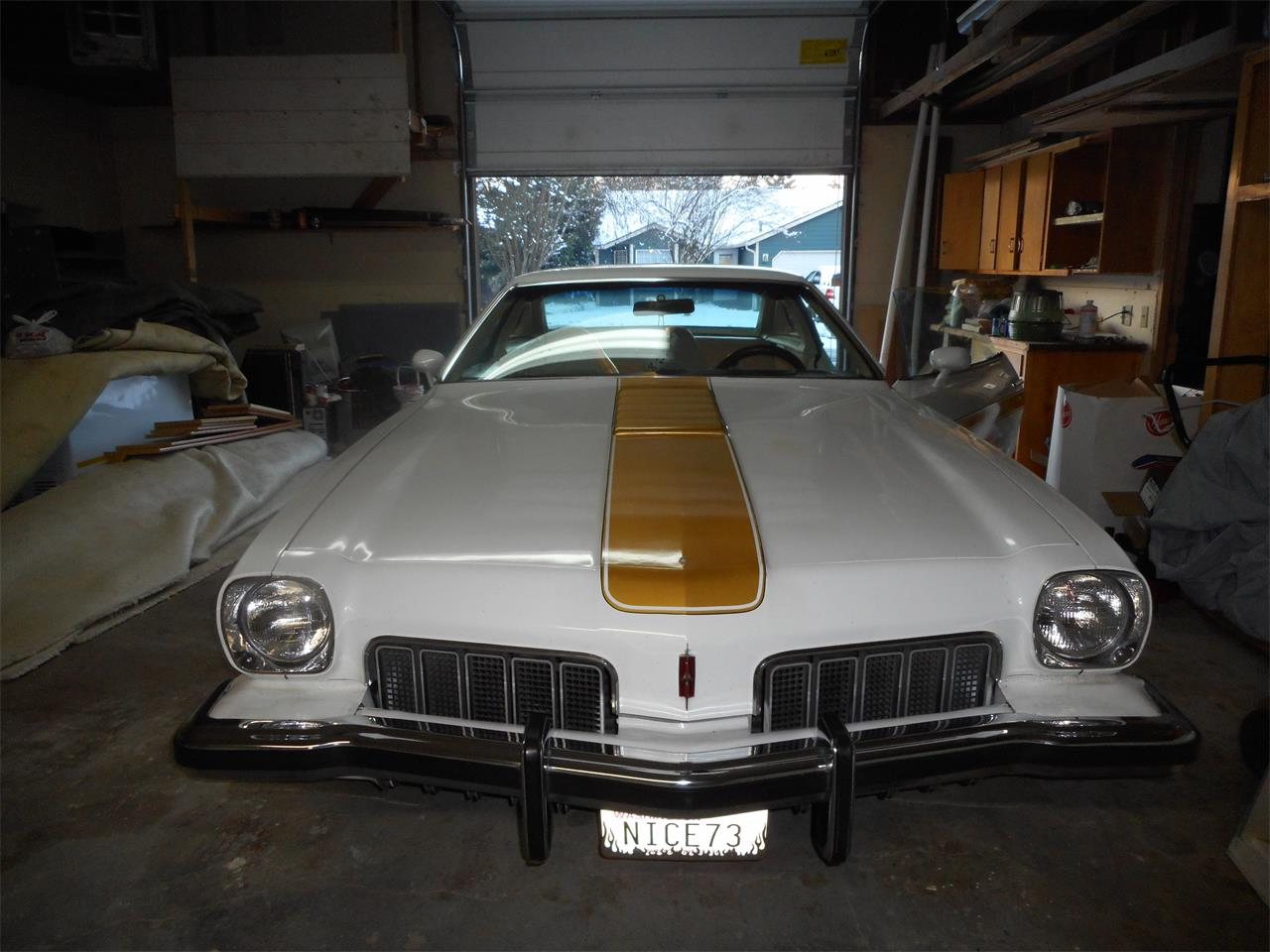 Large Picture of Classic 1973 Oldsmobile Hurst located in Vancouver Washington - $14,900.00 - IOIZ