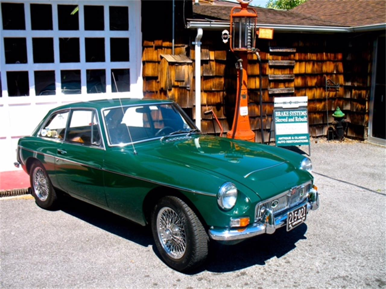 For Sale: 1968 MG MGC in Vienna, Virginia