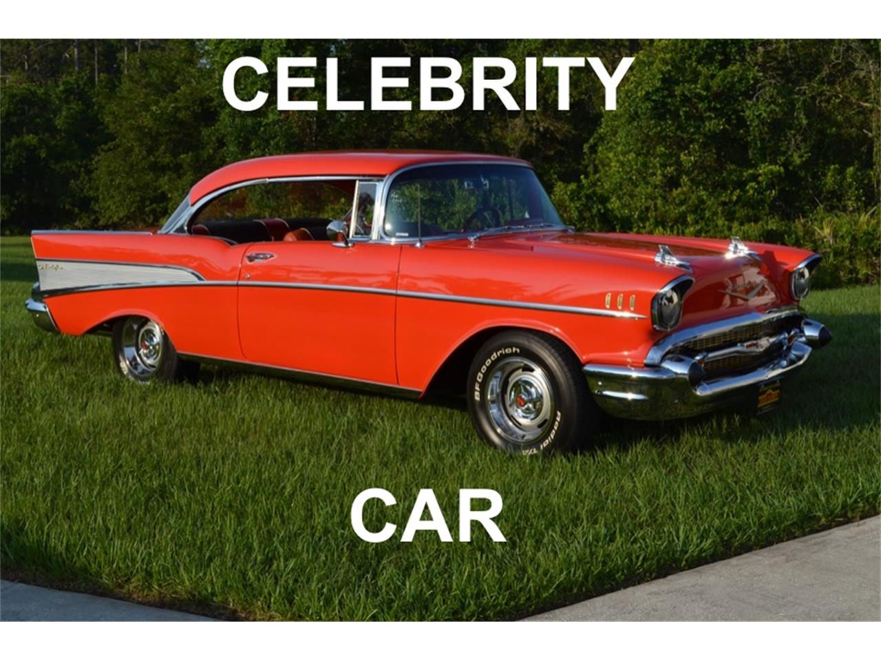 1957 Chevrolet Bel Air For Sale Cc 871639 Sales Brochure Large Picture Of 57 Iok7