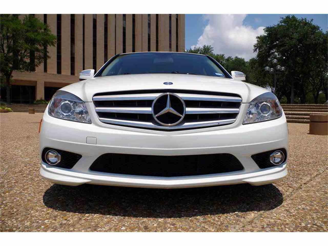 Large Picture of '09 C-Class - IOMZ