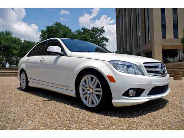 Picture of '09 Mercedes-Benz C-Class - $14,500.00 Offered by European Motor Cars LTD - IOMZ