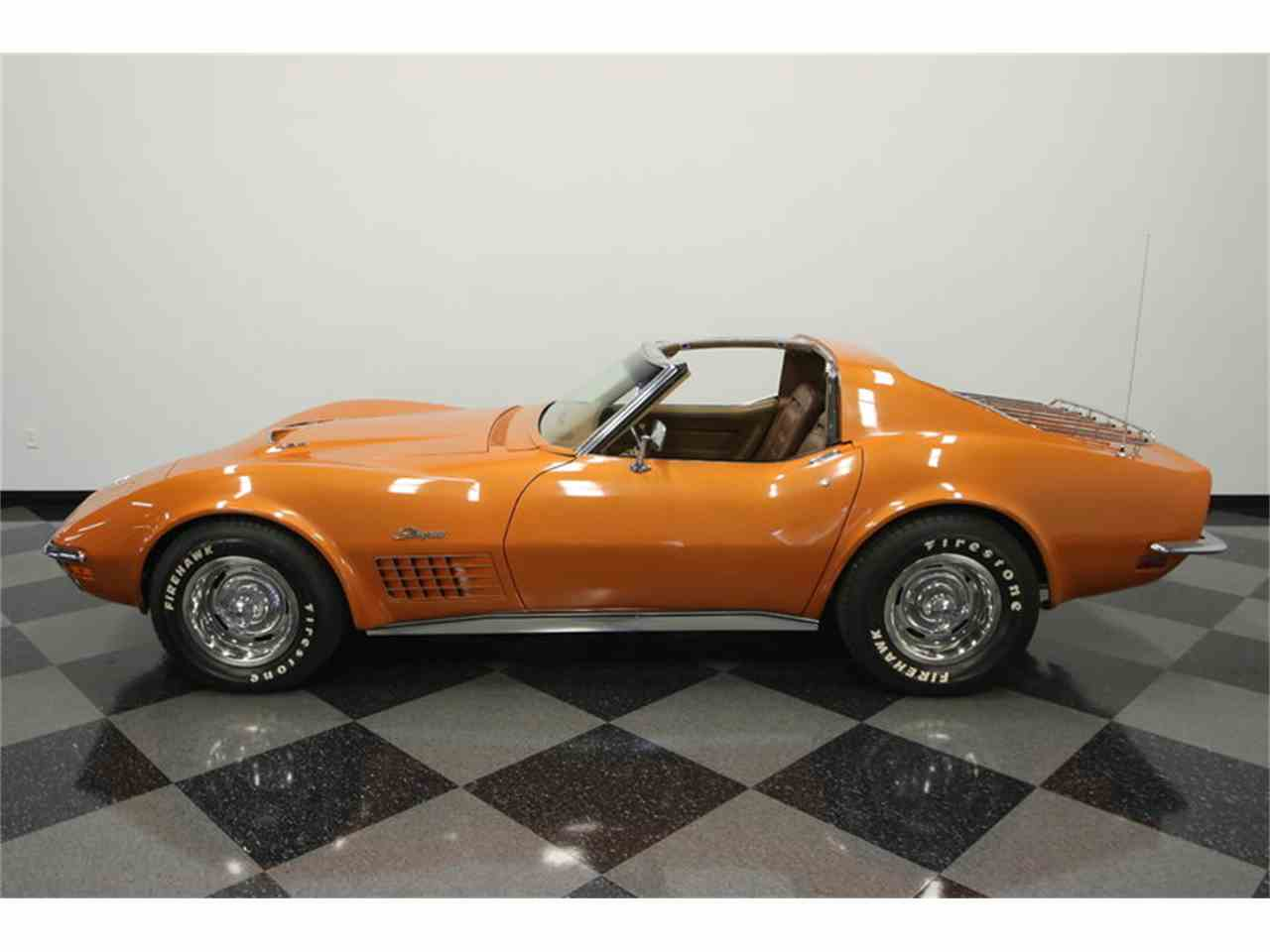 Large Picture of '72 Corvette - INFR