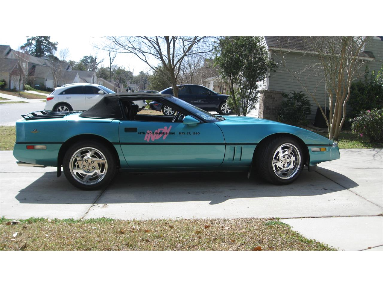 Large Picture of 1990 Corvette - IP99