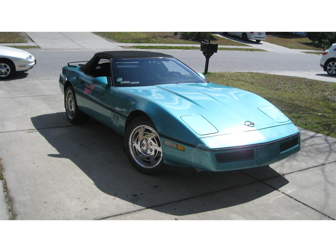 Large Picture of 1990 Chevrolet Corvette Offered by a Private Seller - IP99