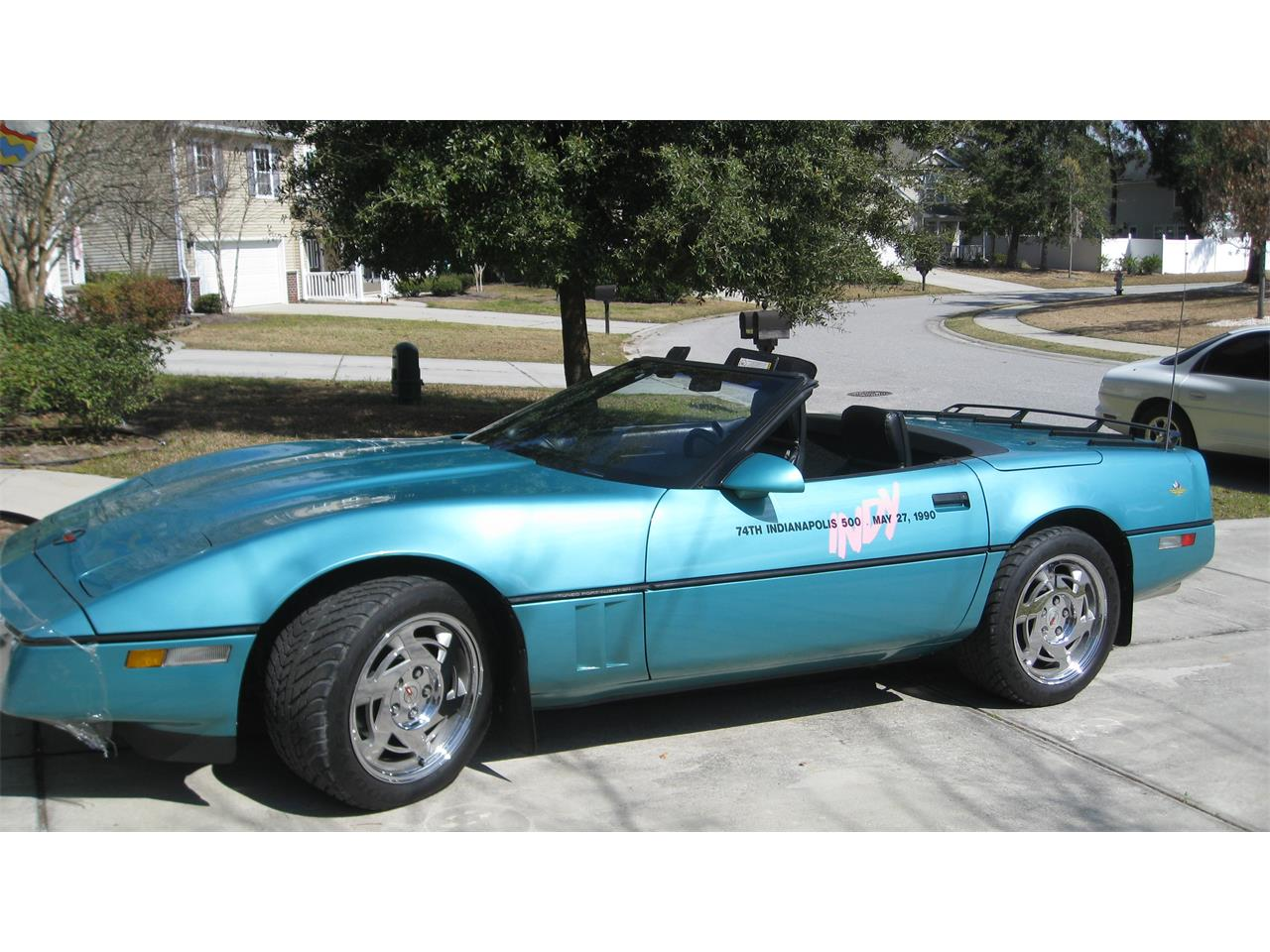 Large Picture of '90 Corvette located in BEAUFORT South Carolina Offered by a Private Seller - IP99