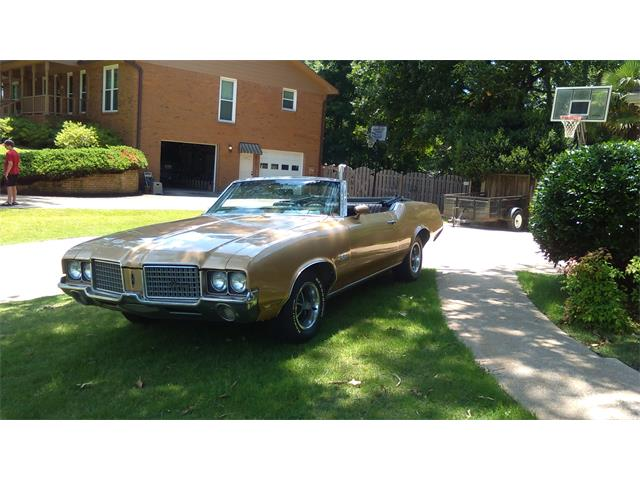 Picture of '72 Cutlass - IP9I