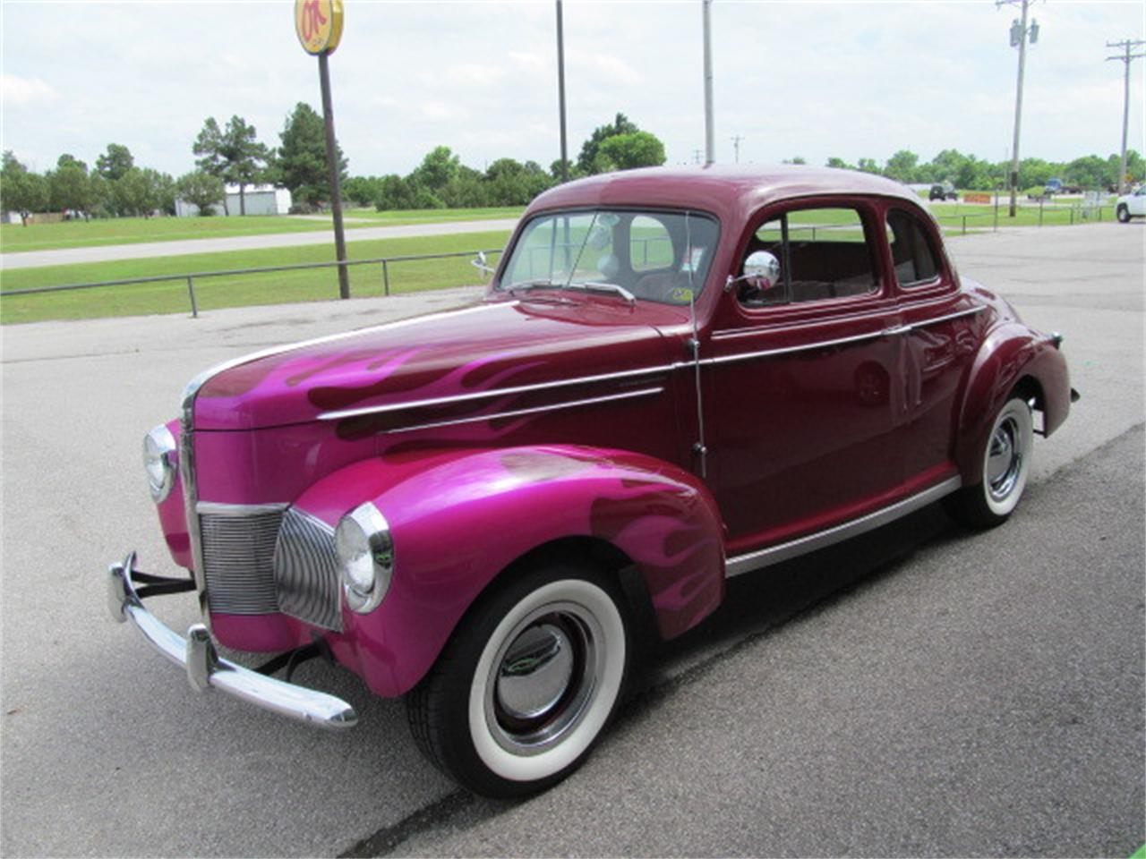 Large Picture of Classic '40 Coupe located in Oklahoma Offered by Knippelmier Classics - IPB3