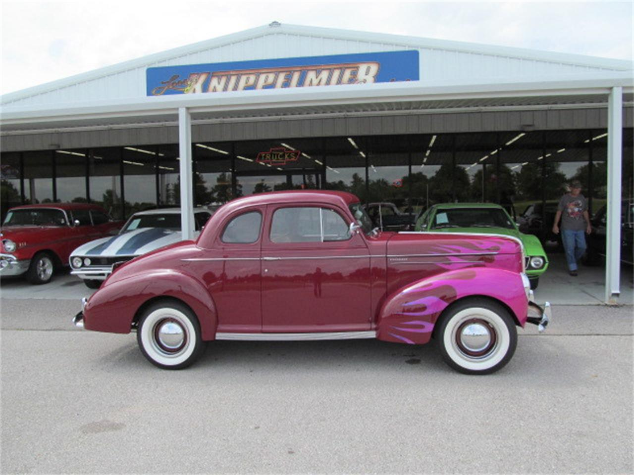 Large Picture of 1940 Studebaker Coupe located in Blanchard Oklahoma Offered by Knippelmier Classics - IPB3