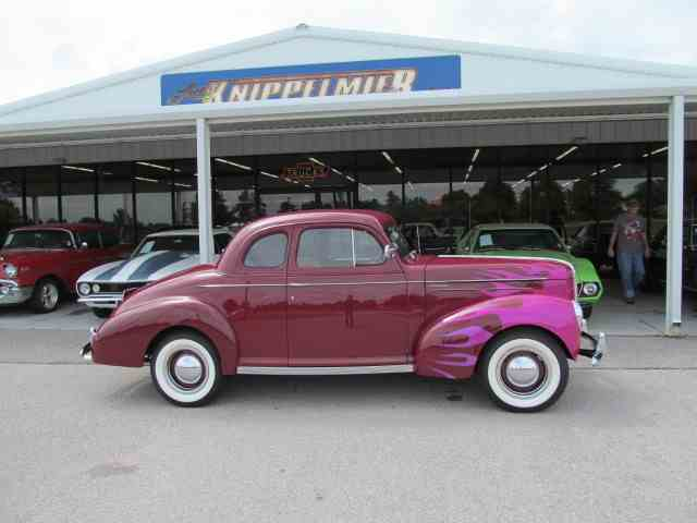 Picture of '40 Studebaker Coupe - IPB3
