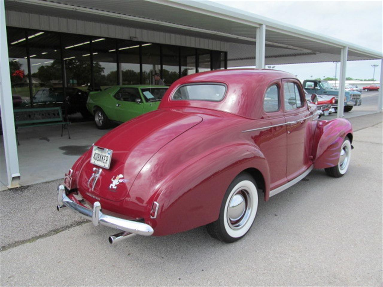 Large Picture of Classic '40 Studebaker Coupe located in Blanchard Oklahoma - $27,900.00 - IPB3
