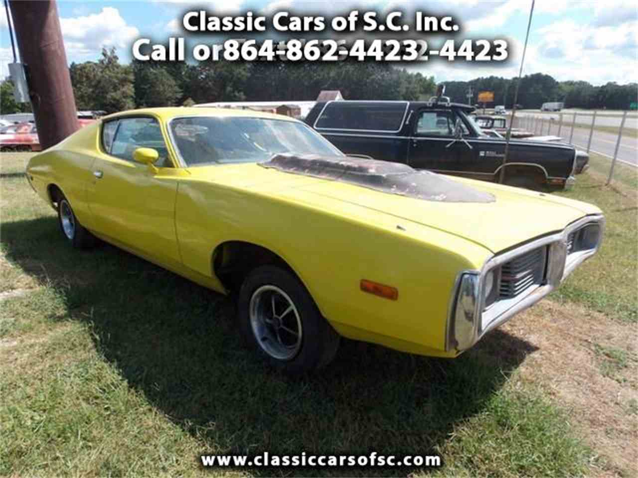 Large Picture of '72 Charger - IPCP