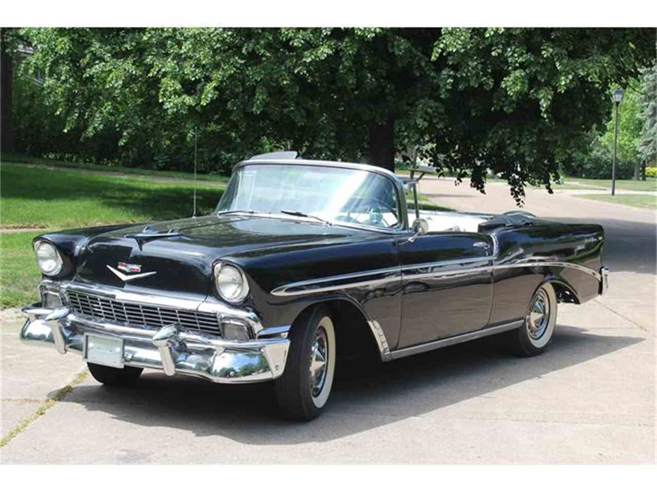 Large Picture of 1956 Chevrolet Bel Air Offered by MB Vintage Cars Inc - IPI5