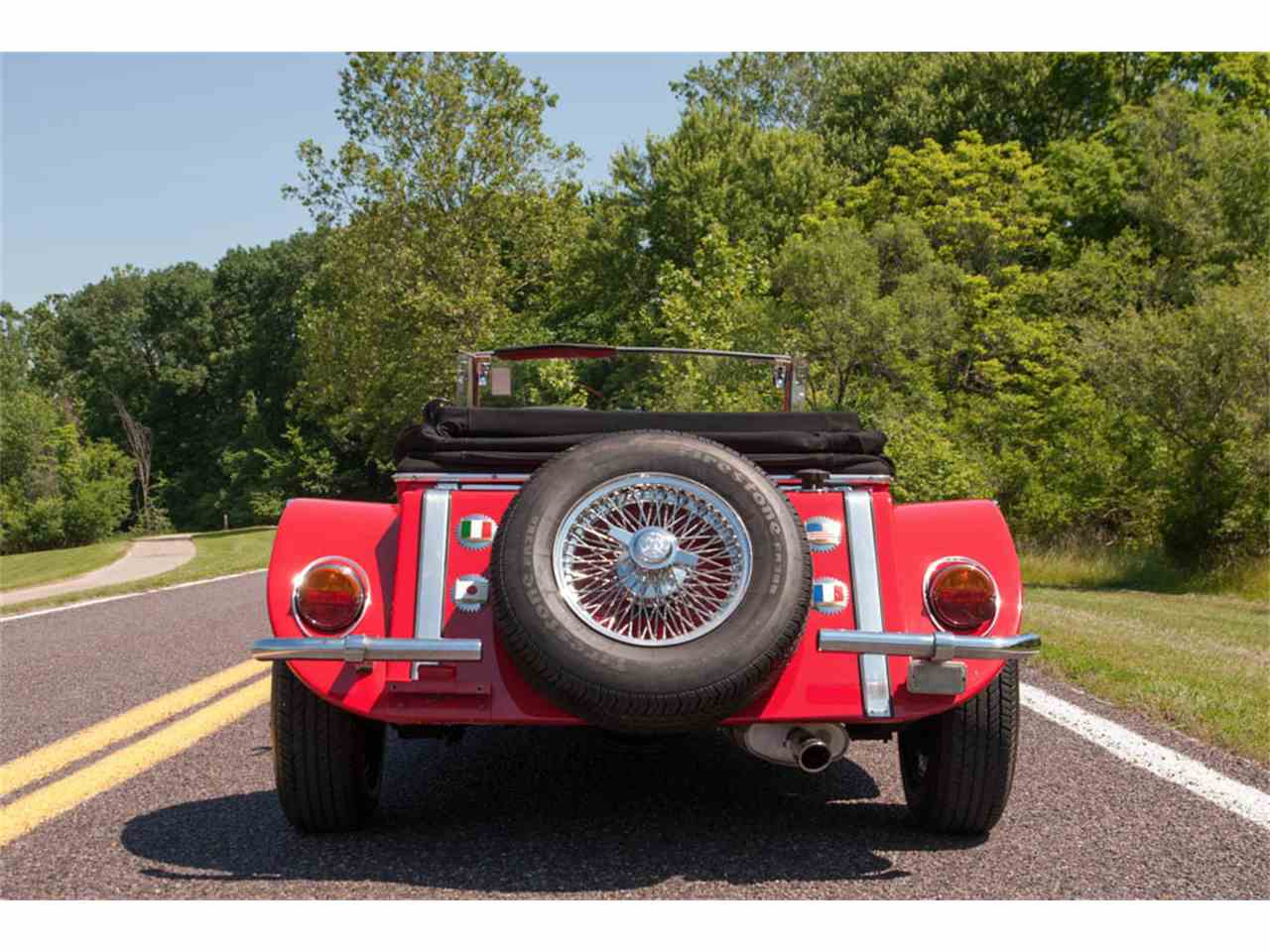 Large Picture of '73 SS100 Roadster - INBM