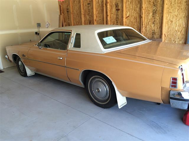 Picture of 1976 Cordoba - $9,900.00 Offered by a Private Seller - IQ4Y