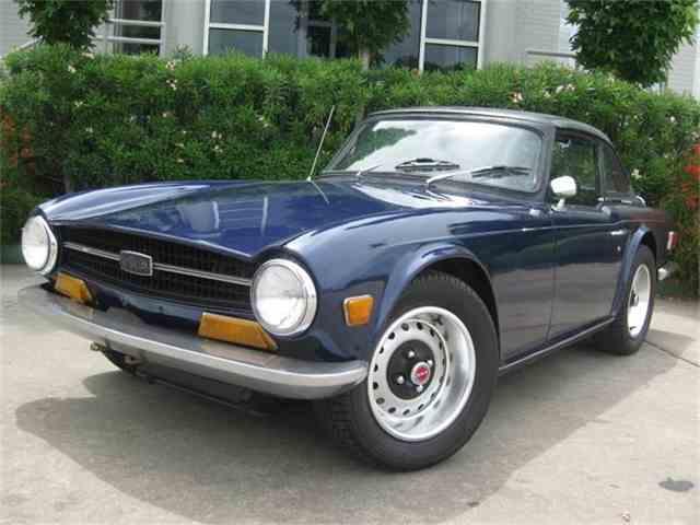 Picture of 1970 Triumph TR6 located in Texas - IQ58