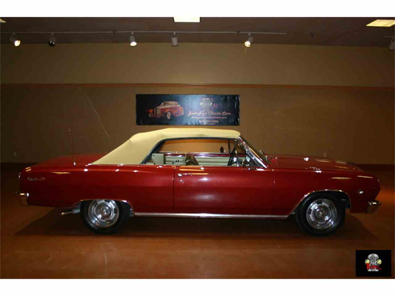 Large Picture of '65 Malibu SS - IQ5J