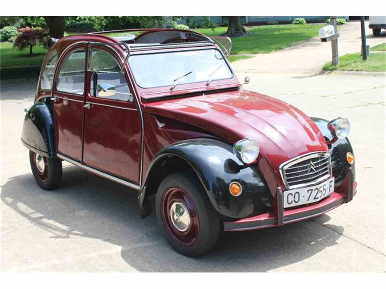 1977 citroen 2cv for sale