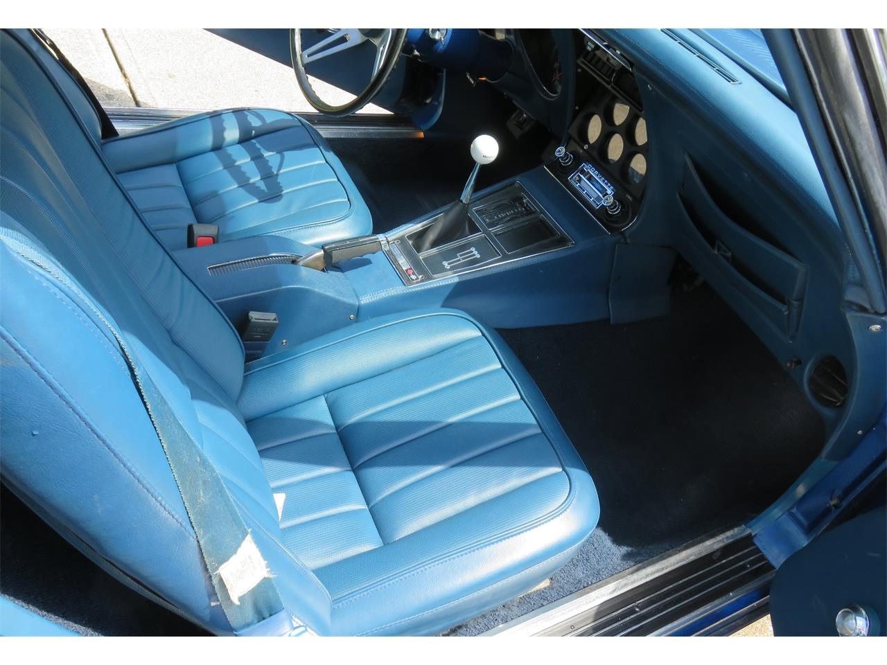 Large Picture of '72 Corvette - IQ6V