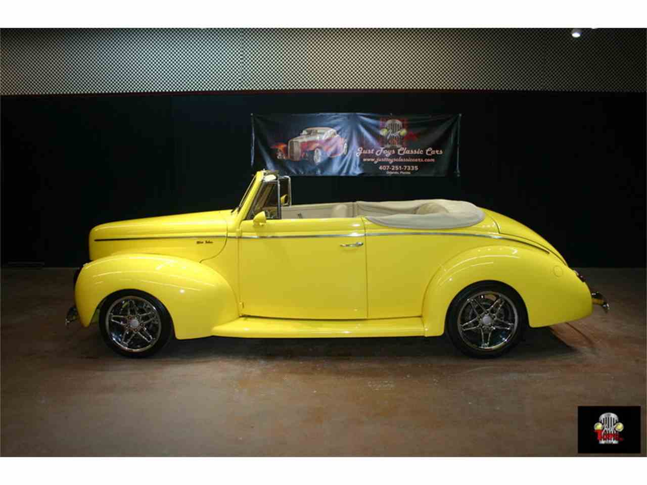 Large Picture of Classic 1940 Ford Deluxe located in Florida - $89,995.00 - IQ76