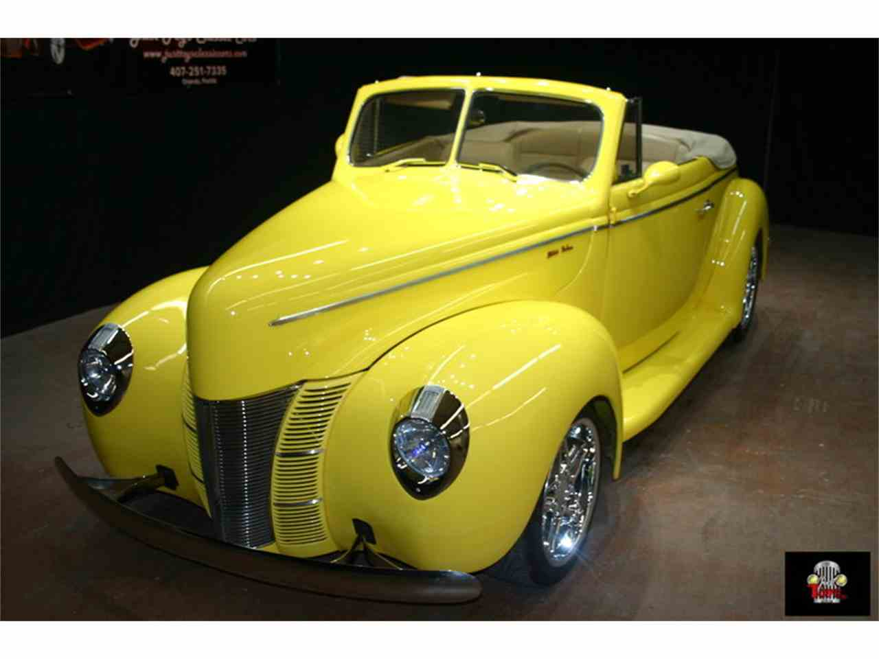 Large Picture of '40 Deluxe located in Orlando Florida Offered by Just Toys Classic Cars - IQ76