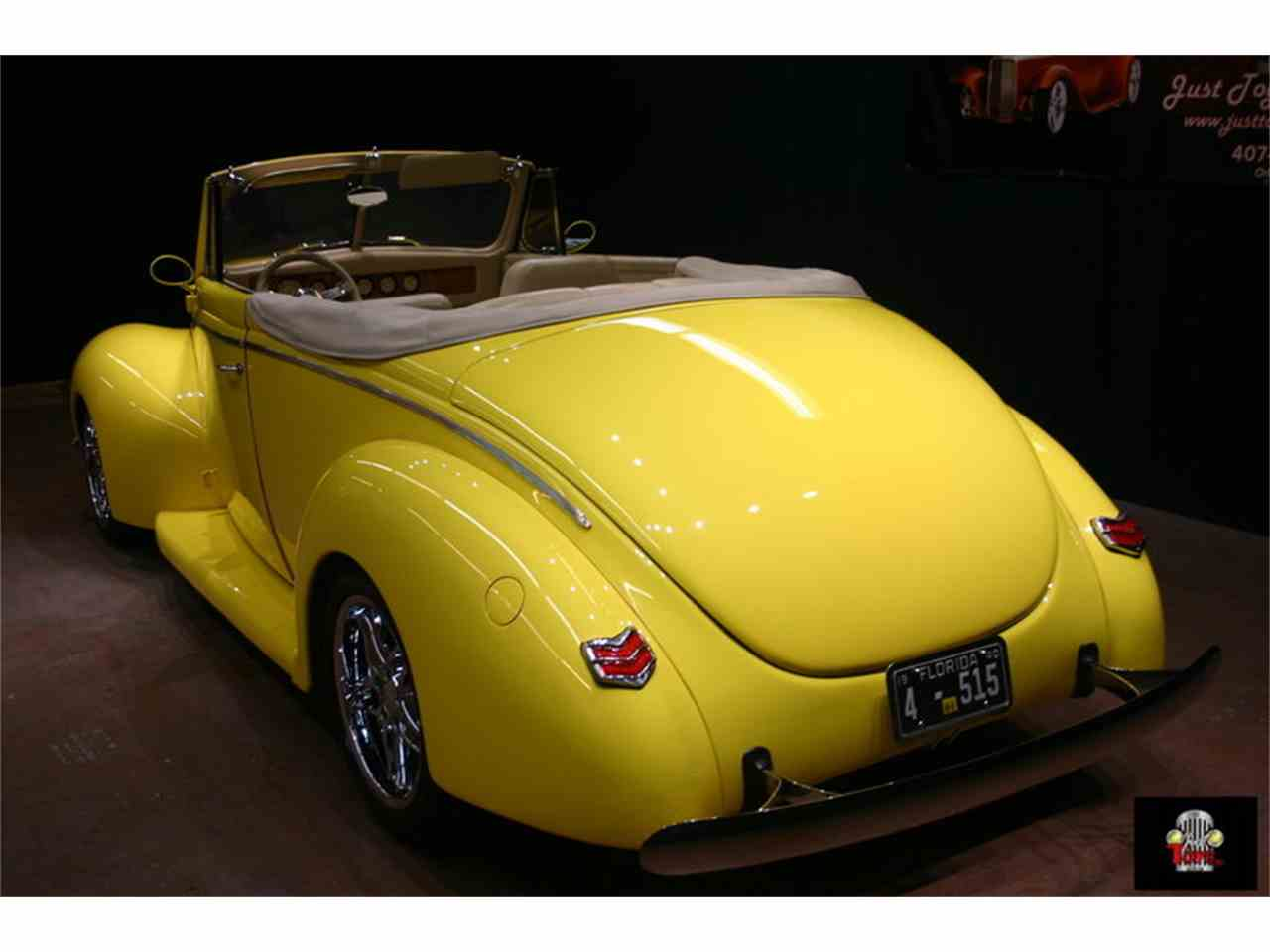 Large Picture of '40 Ford Deluxe Offered by Just Toys Classic Cars - IQ76