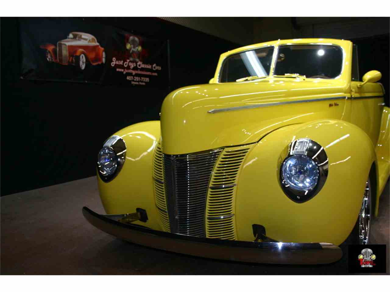 Large Picture of '40 Ford Deluxe located in Orlando Florida - $89,995.00 - IQ76