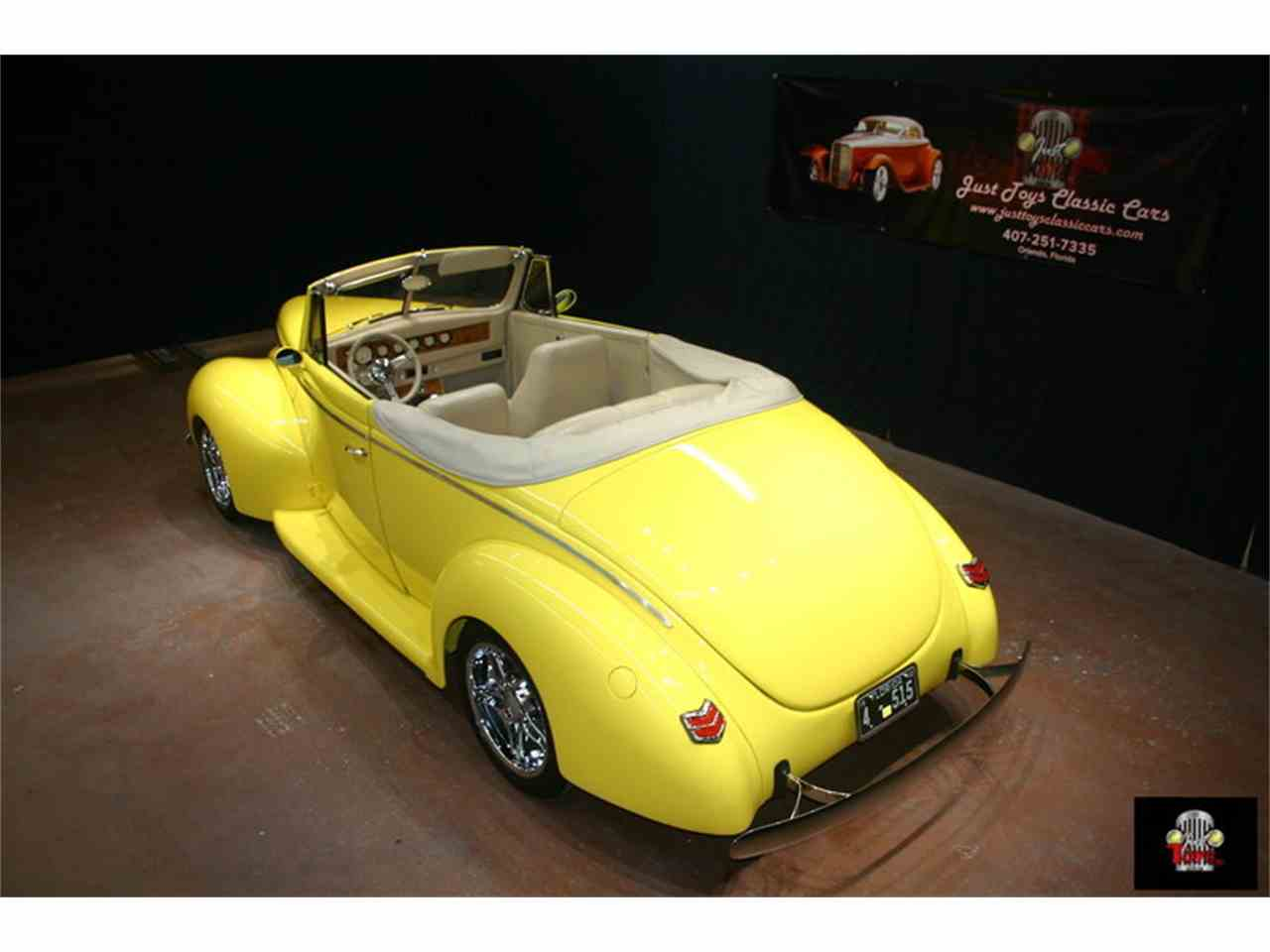 Large Picture of Classic '40 Deluxe located in Florida Offered by Just Toys Classic Cars - IQ76