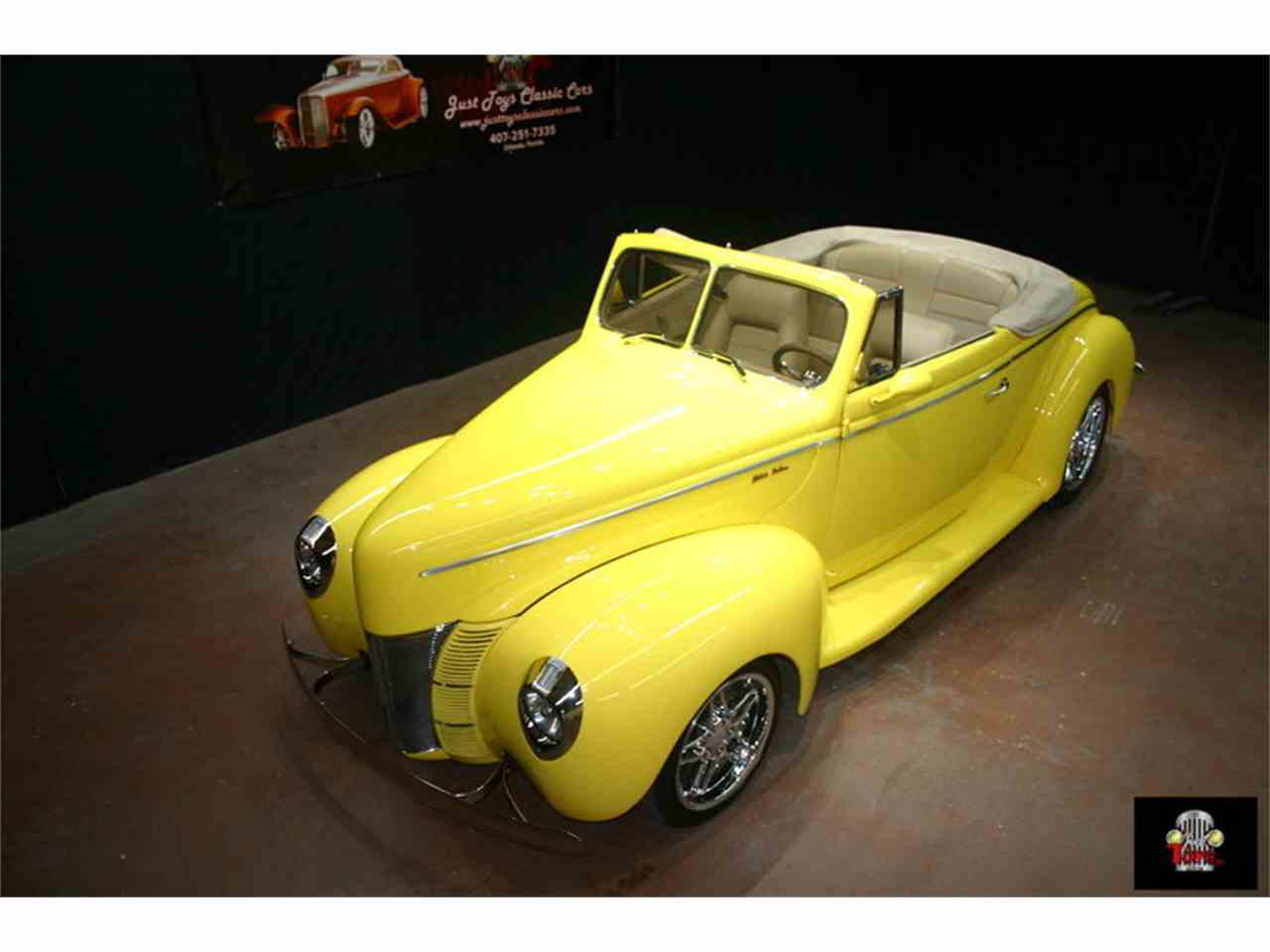 Large Picture of 1940 Ford Deluxe Offered by Just Toys Classic Cars - IQ76