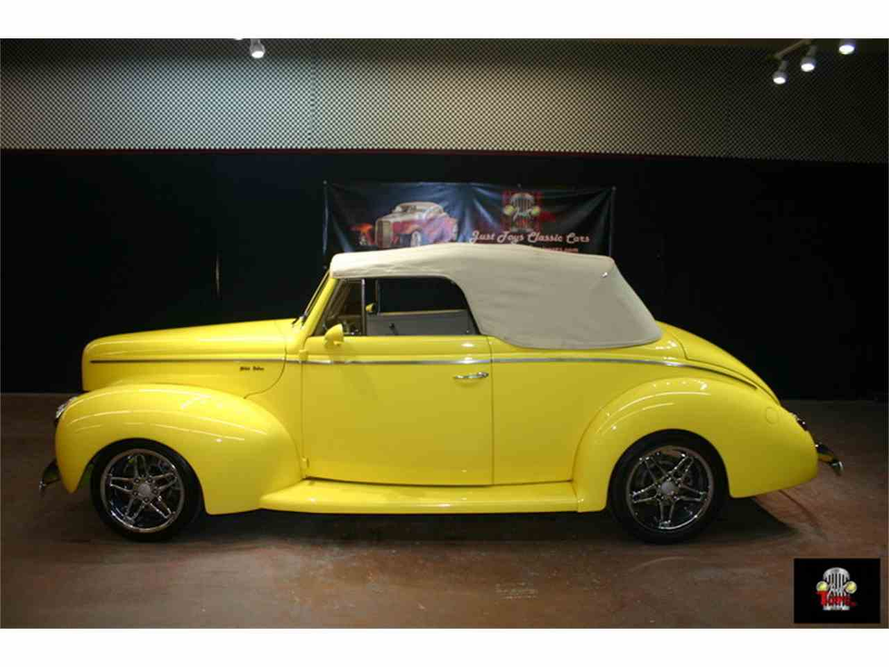 Large Picture of 1940 Ford Deluxe located in Florida Offered by Just Toys Classic Cars - IQ76