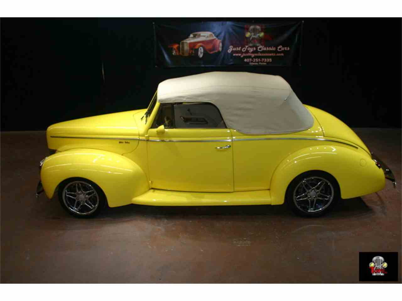 Large Picture of '40 Ford Deluxe located in Orlando Florida Offered by Just Toys Classic Cars - IQ76