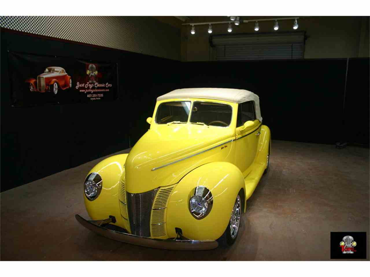 Large Picture of Classic 1940 Deluxe - $89,995.00 Offered by Just Toys Classic Cars - IQ76