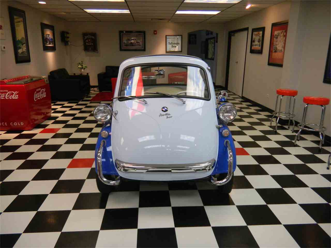 Large Picture of '57 Isetta - IQ7A