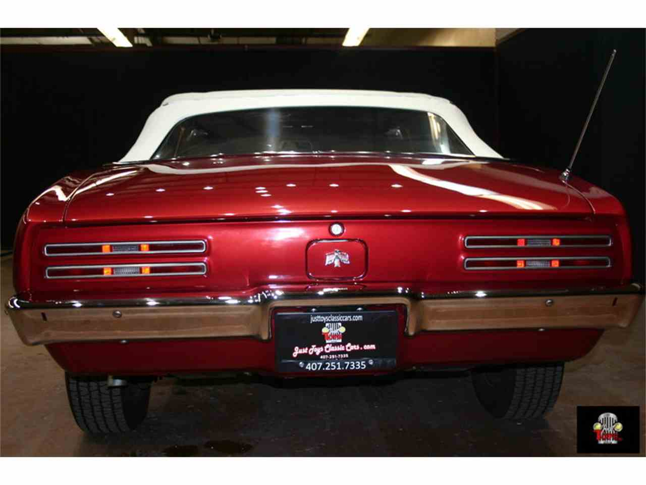 Large Picture of '68 Pontiac Firebird - $33,995.00 Offered by Just Toys Classic Cars - IQ7D