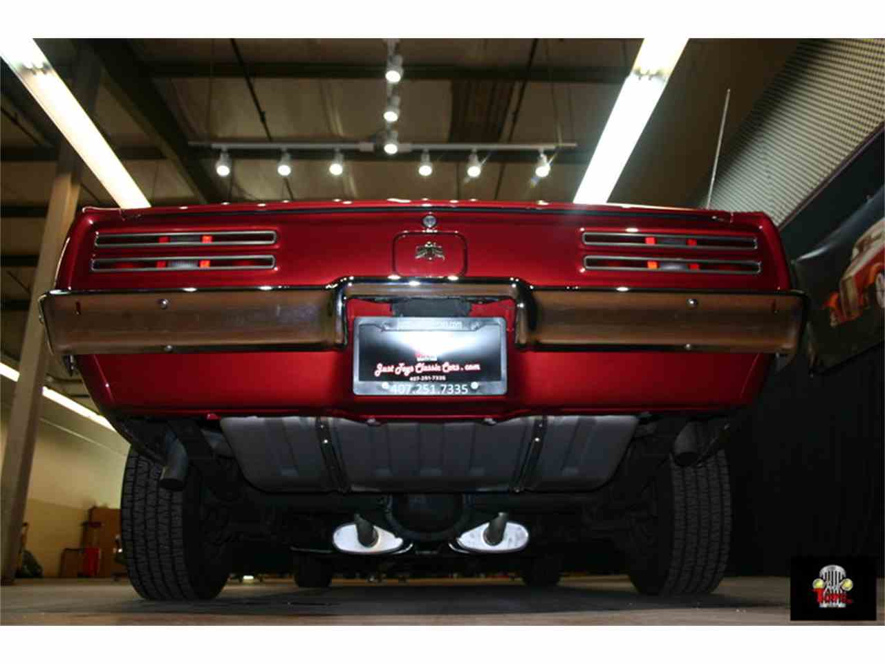 Large Picture of Classic 1968 Pontiac Firebird - $33,995.00 Offered by Just Toys Classic Cars - IQ7D