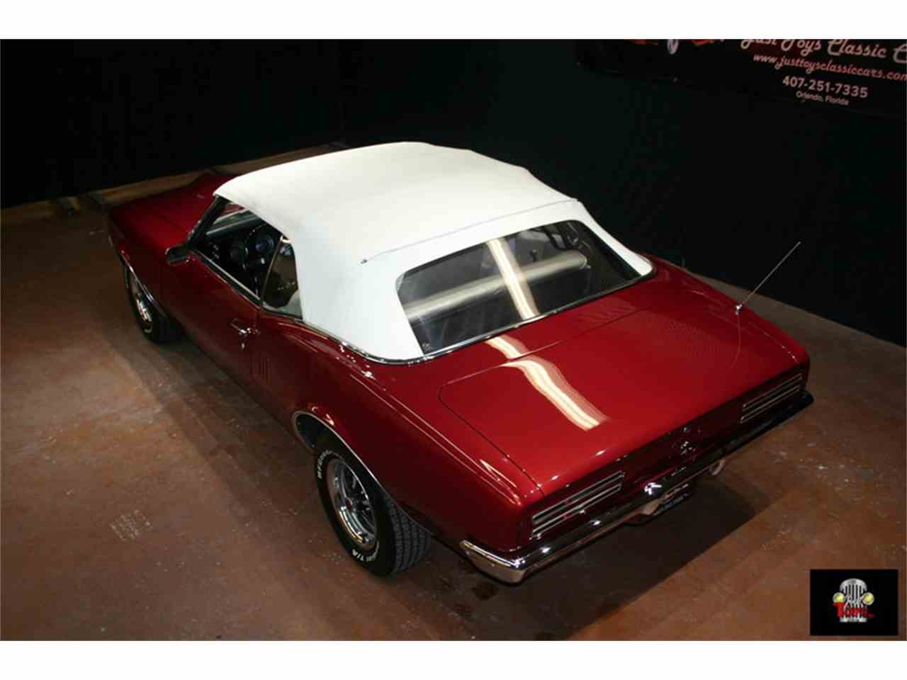 Large Picture of '68 Pontiac Firebird located in Florida - $33,995.00 - IQ7D