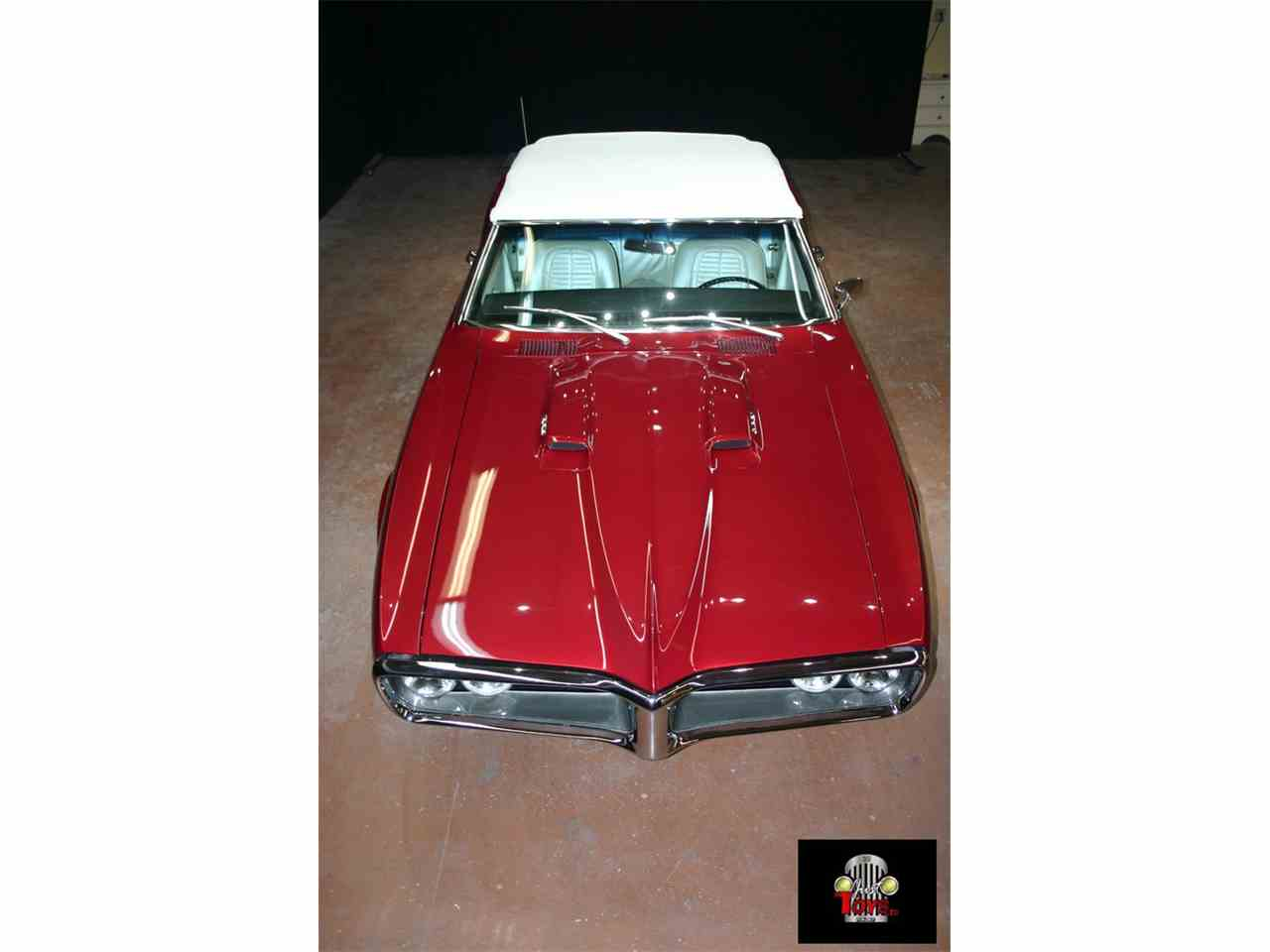 Large Picture of 1968 Firebird located in Orlando Florida Offered by Just Toys Classic Cars - IQ7D