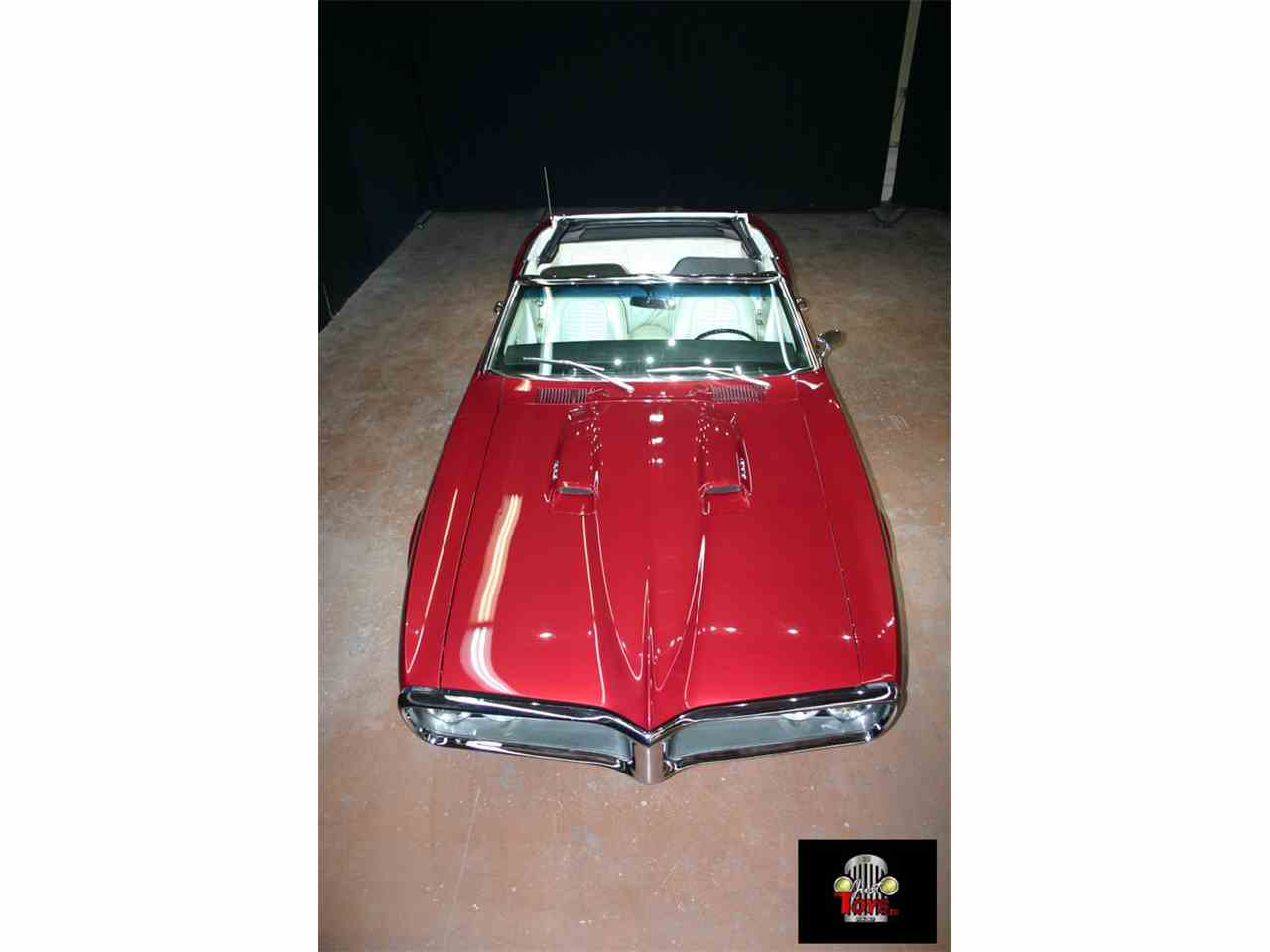 Large Picture of 1968 Firebird - $33,995.00 Offered by Just Toys Classic Cars - IQ7D