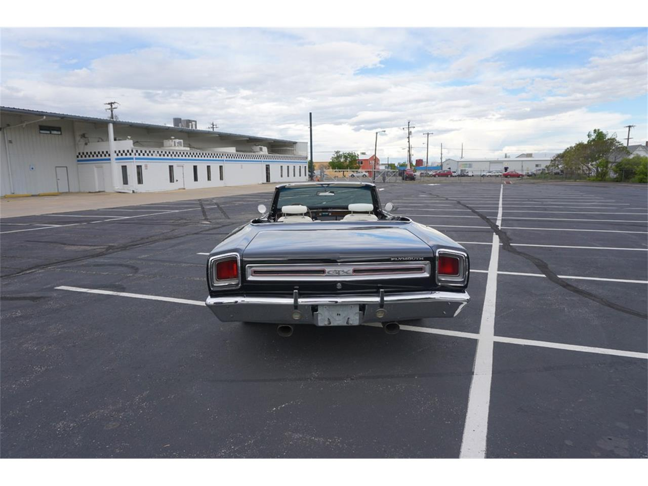 Large Picture of '69 GTX - IQ7U