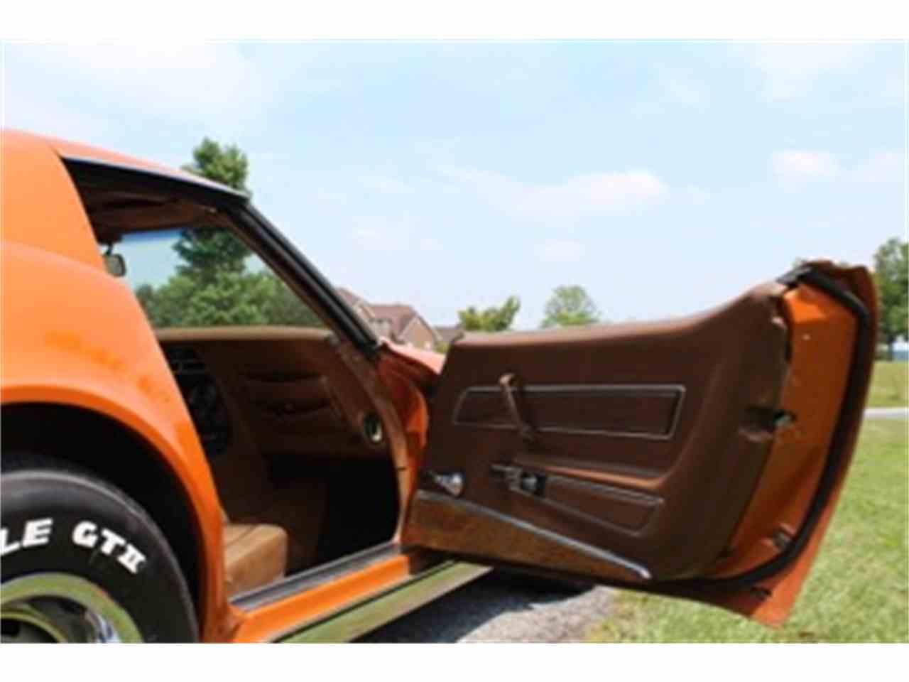 Large Picture of '72 Corvette - IQ7X