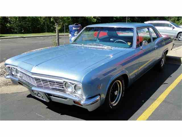 Picture of Classic '66 Chevrolet Biscayne located in Prior Lake Minnesota - $65,000.00 Offered by  - IQ9V