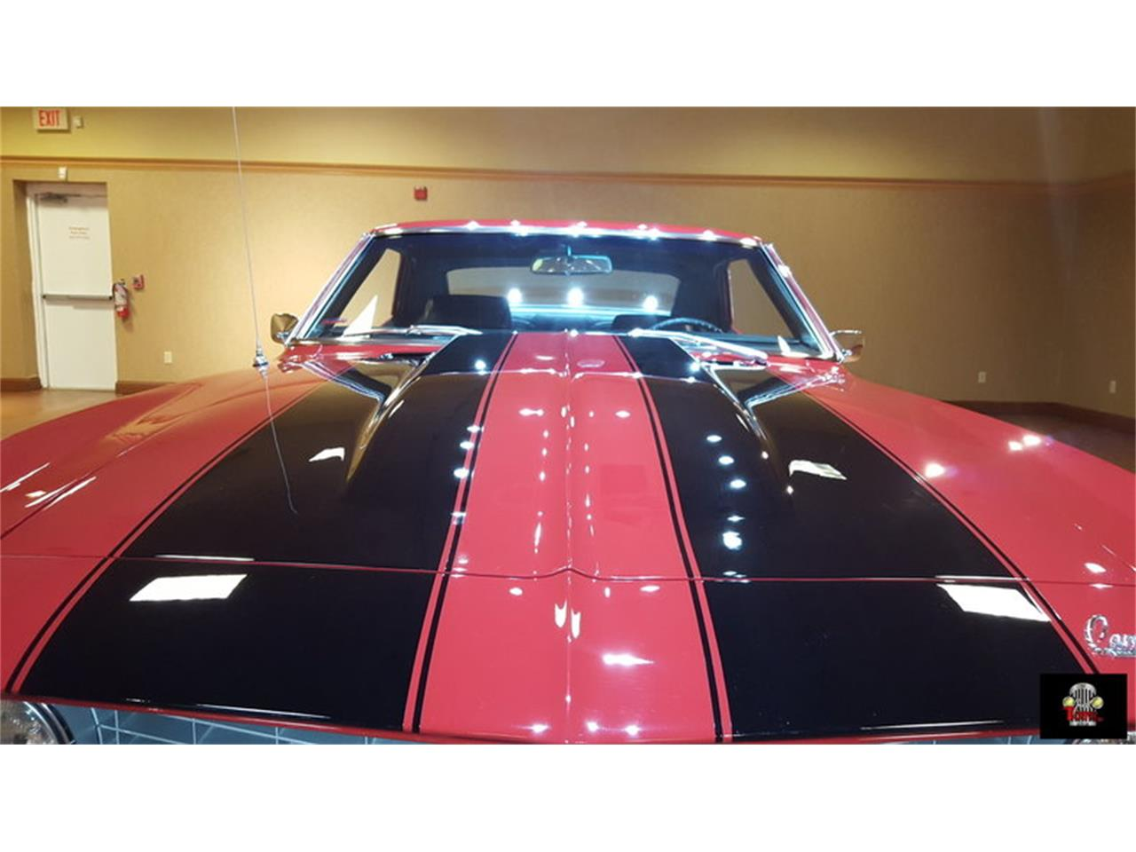 Large Picture of '69 Camaro Z28 - IQB9