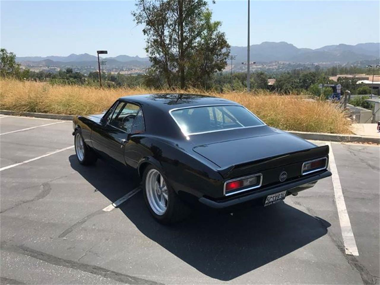 Large Picture of '67 Camaro - IQCW
