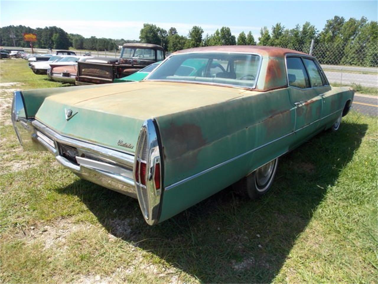 1968 Cadillac Sedan for Sale | ClassicCars.com | CC-873986
