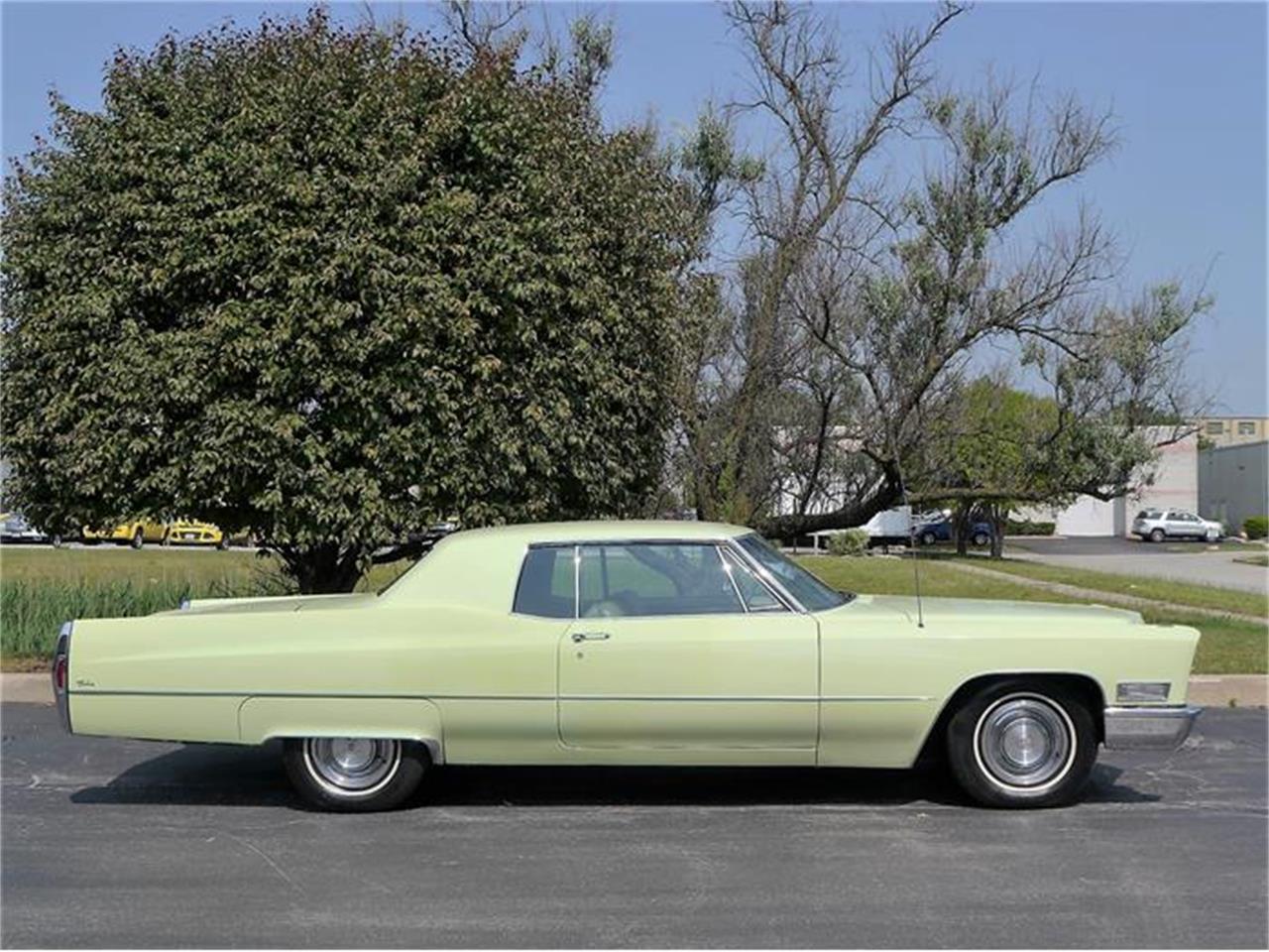 1968 Cadillac Calais For Sale Classiccars Com Cc 874104